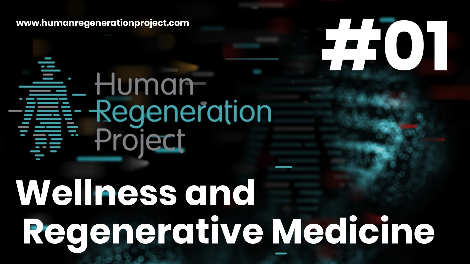 The Human Regeneration Project Podcast! | NuaCell